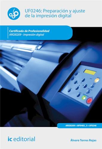 Papel Preparación Y Ajuste De La Impresión Digital. Argi0209 - Impresión Digital