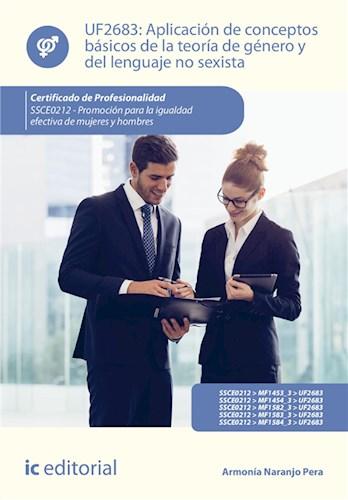E-book Aplicación De Conceptos Básicos De La Teoría De Género Y Del Lenguaje No Sexista. Ssce0212