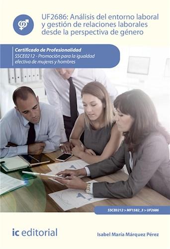 E-book Análisis Del Entorno Laboral Y Gestión De Relaciones Laborales Desde La Perspectiva De Género. Ssce0212