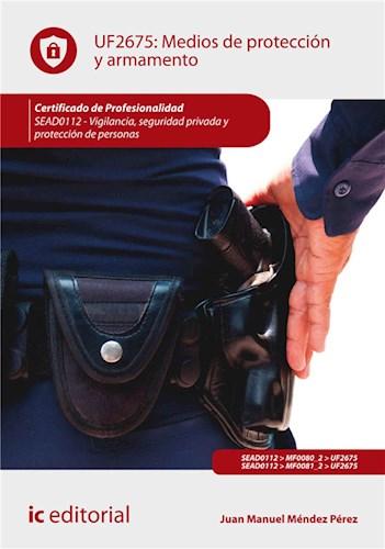 E-book Medios De Protección Y Armamento. Sead0112