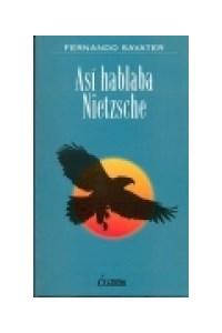 Papel Asi Hablaba Nietzsche