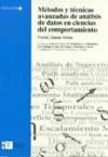 Papel METODOS Y TECNICAS AVANZADAS DE ANALISIS DE DATOS EN CIENCIA