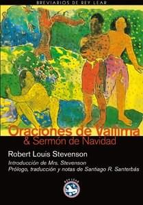 Papel ORACIONES DE VAILIMA & SERMON DE NAVIDAD