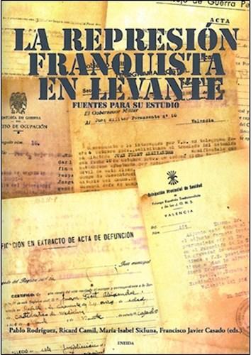 Libro La Represion Franquista En Levante
