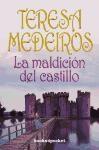 Papel MALDICION DEL CASTILLO (COLECCION ROMANTICA)