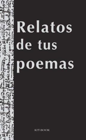 E-book Relatos de tus poemas