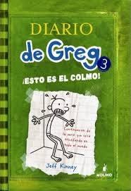 Libro 3. Diario De Greg  Esto Es El Colmo