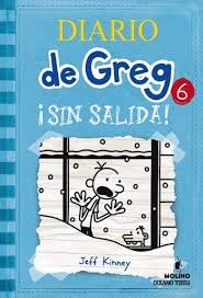 Libro 6. Diario De Greg  Atrapados En La Nieve