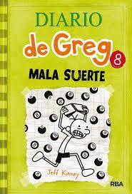 Libro 8. Diario De Greg  Mala Suerte