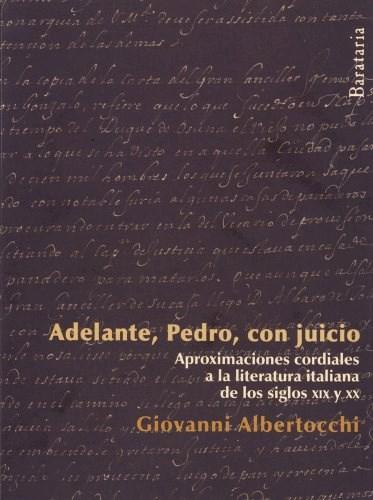 Papel Adelante, Pedro, Con Juicio