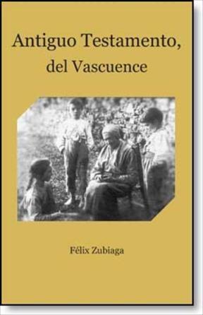 E-book Antiguo Testamento Del Vascuence