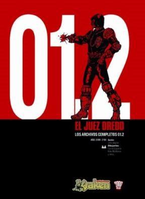 Papel El Juez Dredd - Los Archivos Completos 01.2