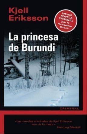Papel Princesa De Burundi, La