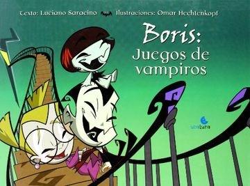 Papel Boris - Juegos De Vampiros