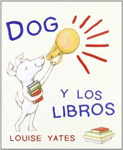 Papel DOG Y LOS LIBROS