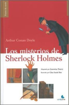 Libro Holmes