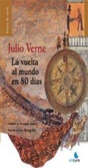 Papel La Vuelta Al Mundo En 80 Días