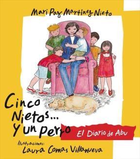 E-book Cinco nietos y un perro