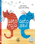 Papel Gato Rojo, Gato Azul
