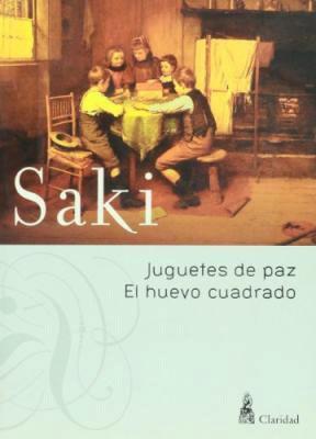 Libro Juguetes De Paz / El Huevo Cuadrado