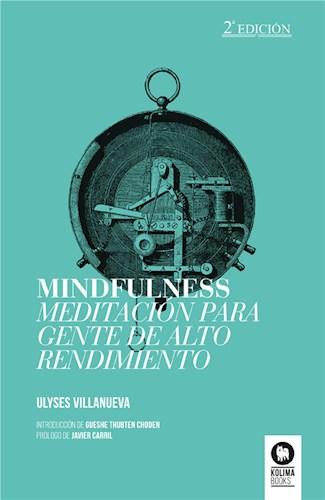 E-book Mindfulness Meditacion para gente de alto rendimiento