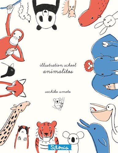 Papel ILLUSTRATION SCHOOL ANIMALITOS