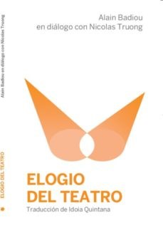 Papel ELOGIO DEL TEATRO