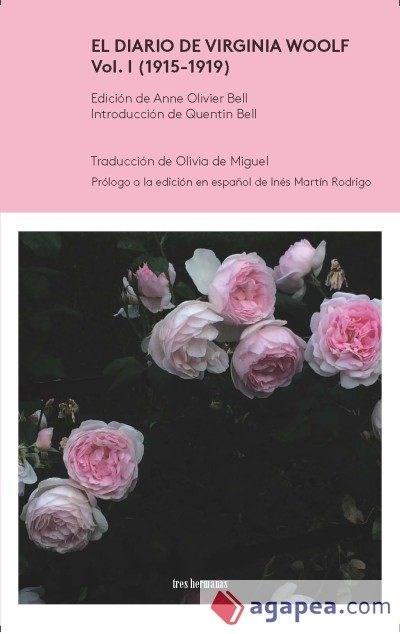 Papel EL DIARIO DE VIRGINA WOOLF, VOL. I