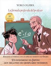 Papel LA FORMULA PREFERIDA DEL PROFESOR (EDICION ILUSTRADA)