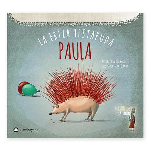 Papel PAULA, LA ERIZA TESTARUDA