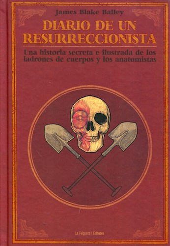 Papel DIARIO DE UN RESURRECCIONISTA
