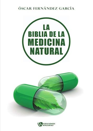 Libro La Biblia De La Medicina Natural