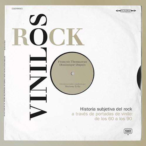 Libro Vinilos Rock