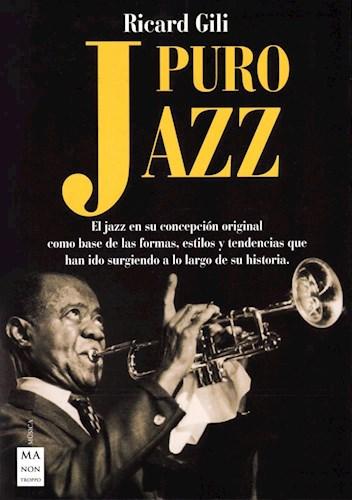 Libro Puro Jazz