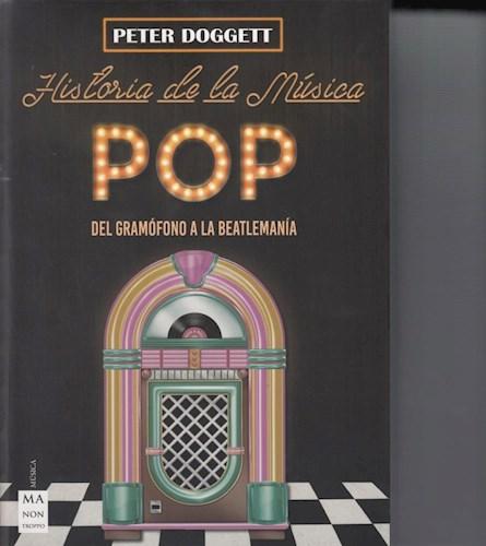Libro Historia De La Musica Pop