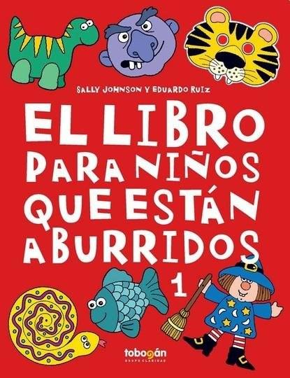 Papel EL LIBRO PARA NIÑOS QUE ESTÁN ABURRIDOS 1