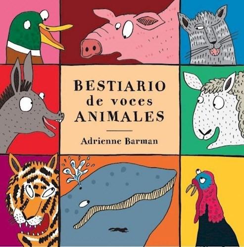 Papel BESTIARIO DE VOCES ANIMALES