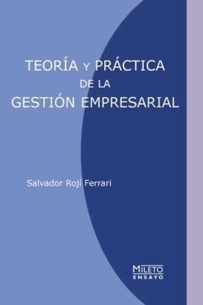 E-book Teoría Y Práctica De La Gestión Empresarial