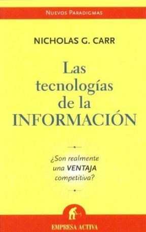 Papel Tecnologias De La Informacion, Las