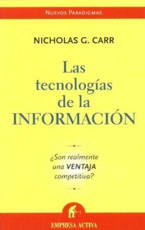 Papel TENOLOGIAS DE LA INFORMACION. LAS