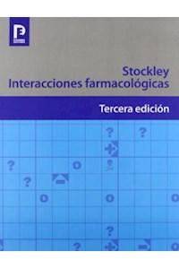 Papel Stockley Interacciones Farmacologicas