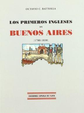 E-book Los Primeros Ingleses En Buenos Aires