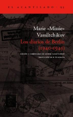 Papel LOS DIARIOS DE BERLIN 1940-1945