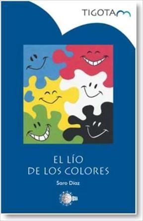 E-book El Lío De Los Colores