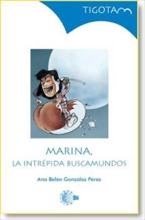 E-book Marina, La Intrépida Buscamundos