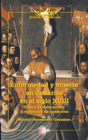 E-book Enfermedad Y Muerte En Canarias En El Siglo Xviii