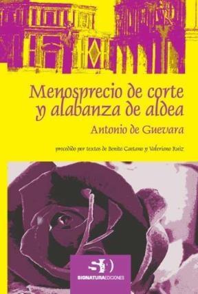 E-book Menosprecio De Corte Y Alabanza De Aldea