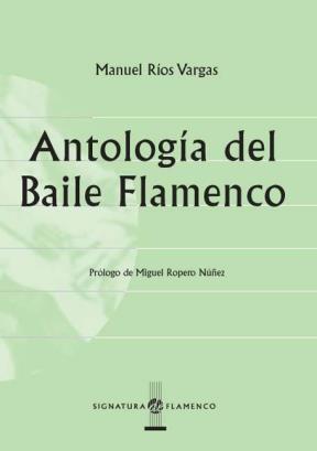 E-book Antología Del Baile Flamenco
