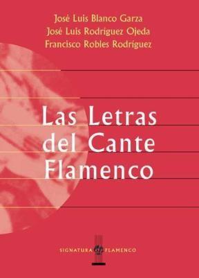 E-book Las Letras Del Cante Flamenco
