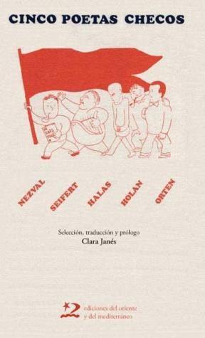 E-book Cinco Poetas Checos